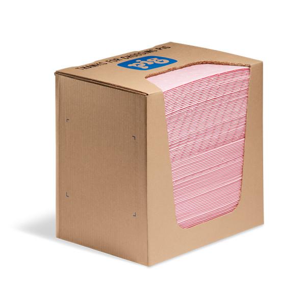 Tamponi Assorbenti PIG® HAZ-MAT dispenser