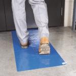 PIG® – Tappetino Monouaso – Sticky Steps® Mat applicazione 2