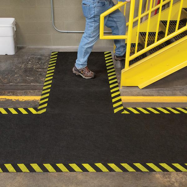 Tappeto Adesivo Grippy Safety Borders applicazione 2