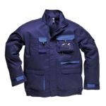 Portwest-Giacca-Bicolore-Texo-Contrast-TX10-Blu-Navy