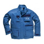 Portwest-Giacca-Bicolore-Texo-Contrast-TX10-Blu-Royal