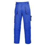 Portwest-Pantalone-Bicolore-Texo-Contrast-TX11-Blu-Royal