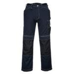 Portwest-Pantalone-Da-Lavoro-PW3-T601-Blu-Navy-Nero