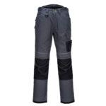Portwest-Pantalone-Da-Lavoro-PW3-T601-Grigio-Nero