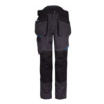 Portwest-Pantalone-Holster-WX3-T702-Grigio-Metallo