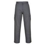 Portwest-Pantalone-Multitasche-Combat-Grigio